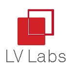 LV Labs – PPE for a Healthier World with Care Logo
